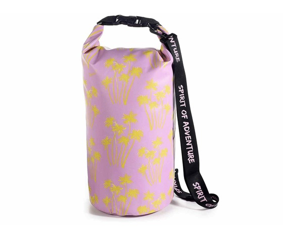 Spiritpalm    borsa sacca a spalla mare rosa 10lt offerta
