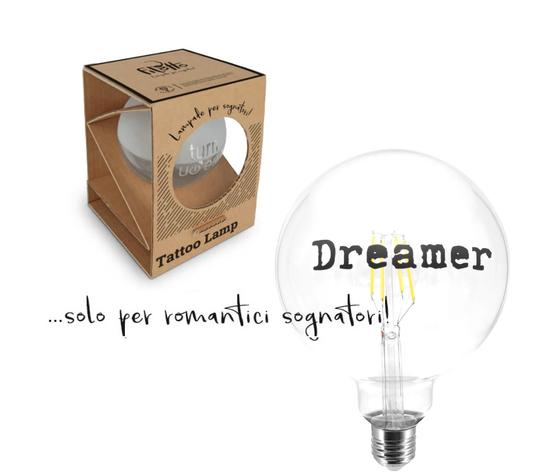 Filedtcdreamer    dreamer lampadina scritta filotto