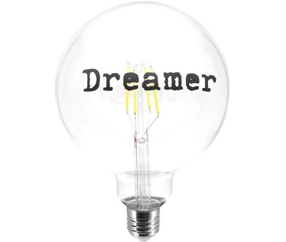 Filedtcdreamer    lampadina tatoo dreamer scritta filotto
