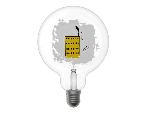 Fitavct ng    ledtcielo ilfilotto lampadina metoo design vendita