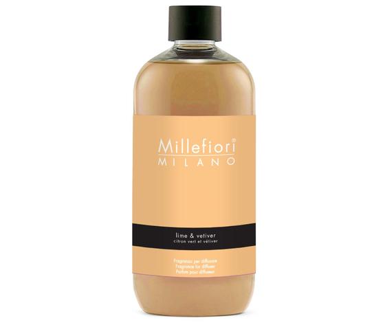 Mi7rel v    refill lime vetiver millefiorimilano