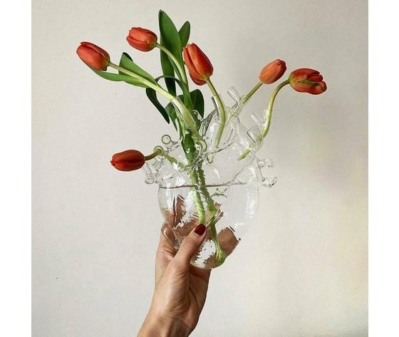 Love in bloom glass vetro seletti