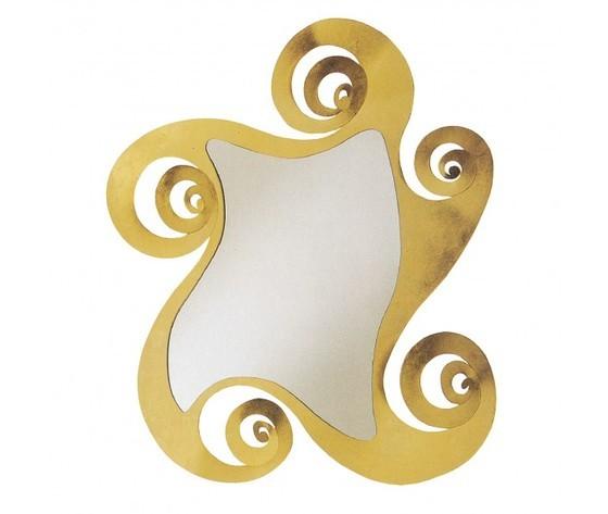 Specchio circe grande oro artiemestieri vendita