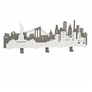 Attaccapanni salvaspazio moderno N.Y.C New York la grande Mela Vendita metoo-design marca Arti e mEstieri