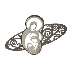 Pannello con Icona della Sacra Famiglia modello Ovale Grande marca Arti e Mestieri vendita shoppingonline roma metoo-design