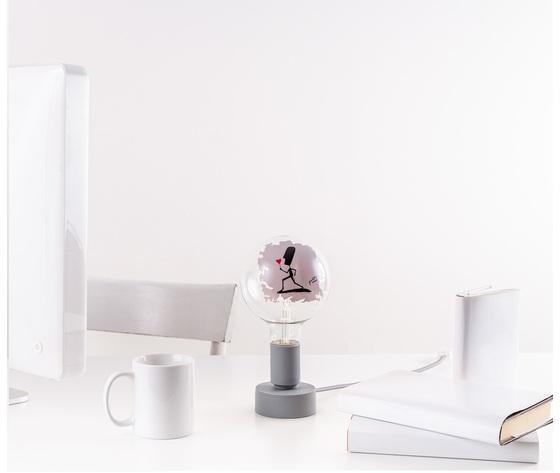 Tavolotto grigio metoo design roma