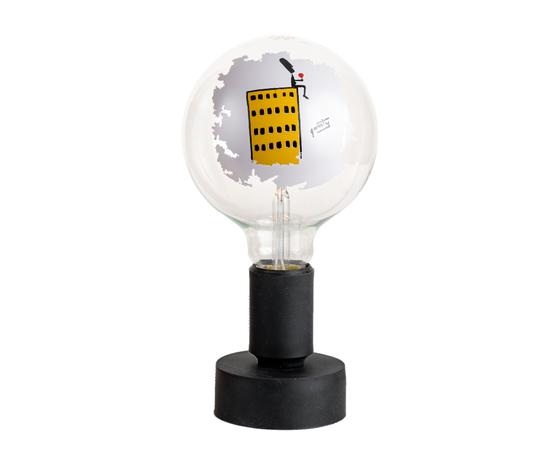Lampada moderna led design ilfilotto
