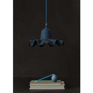"Lampada da Soffitto in carta Riciclata  ""Egg of Columbus"" Mod. 07906"