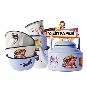 Teiera Toiletpaper Design Seletti