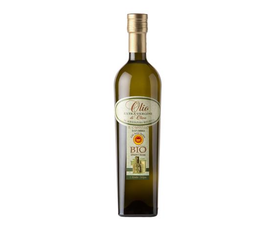 """Olio Extravergine di Oliva - BIO - DOP UMBRIA """"Colli Assisi-Spoleto"""" - 500ml"""
