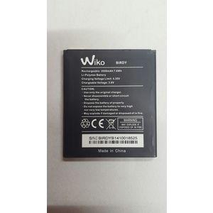 Batteria WIKO BIRDY Originale Bulk 2000mAh
