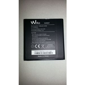 Batteria WIKO SUNSET Originale Bulk 2000mAh