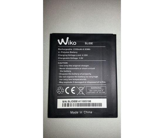 Batteria WIKO SLIDE Originale Bulk 2350mAh