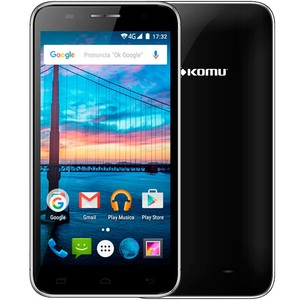 Smartphone KOMU K30 Nero