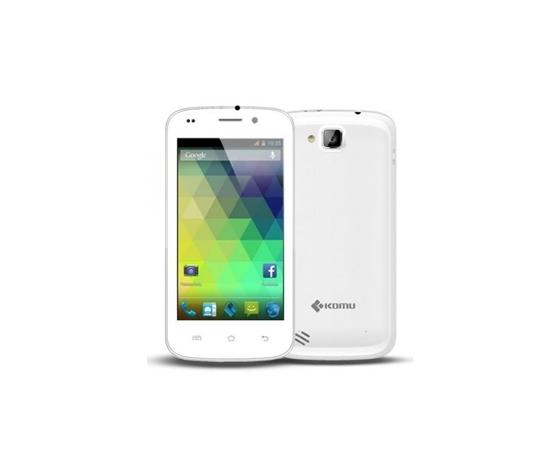 Smartphone Komu Mini BIANCO