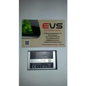 Batteria SAMSUNG ORIGINALE AB463651BU in bulk 3,7V 960mAh per S5610 M7500 C3330 L700 B3410 C6112 M5650 S5550 ecc