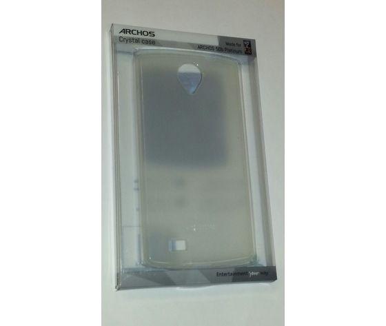Custodia ARCHOS ORIGINALE per 50B PLATINUM Cristal Case trasparente