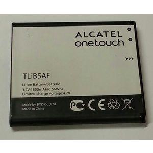 BATTERIA ALCATEL ORIGINALE TLIB5AF 3,7V 1800mAh per OT997D OT5035