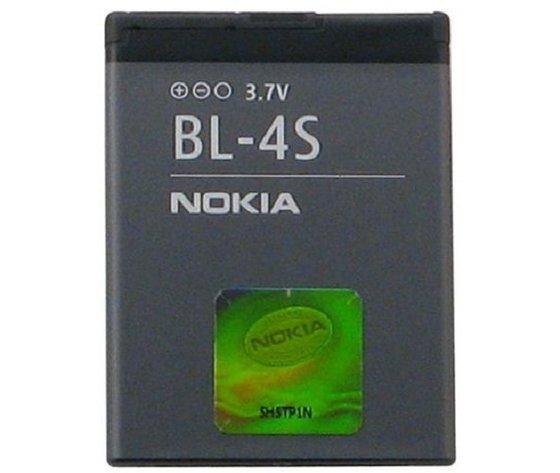 BATTERIA NOKIA BL-4S ORIGINALE in Bulk
