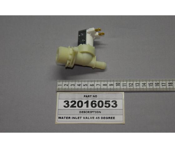 WATER INLET VALVE 45 DEGREE=32001598 VALVOLA VESTEL 32016053