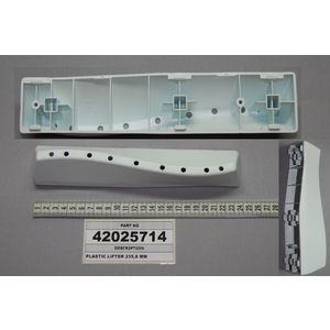 PLASTIC LIFTER 235,8 MM SBATTITORE TRASCINATORE BIANCHERIA VESTEL 42025714
