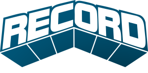 Logo record x1