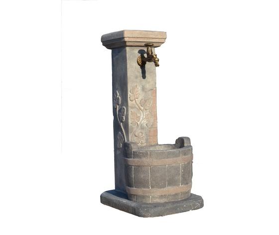 Fontana Botte Resina