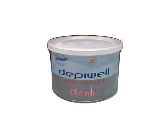 Depiwell Ceretta Micromica Delicata Liposolubile vaso 400 ml 24 confezioni