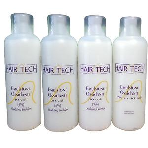 Hair Tech Emulsione Ossidante Volumi A Scelta 1000 ml 12 flaconi