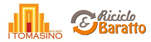 Logo riciclo tomasino