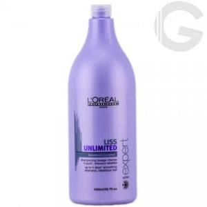 Shampoo Liss Unlimited 1500 ml