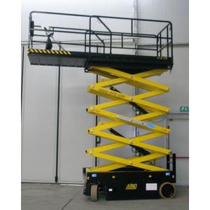 Piattaforma semovente verticale elettrica 10mt