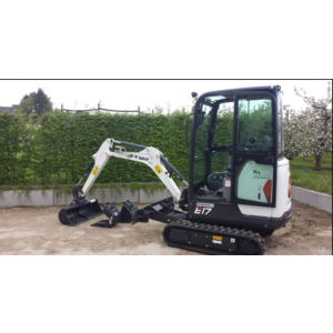 Mini Escavatori BOBCAT E17Q