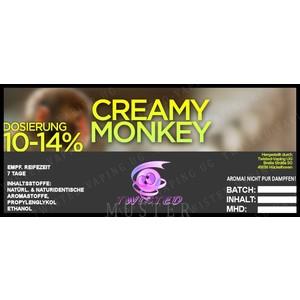 Creamy Monkey