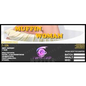 Muffin woman