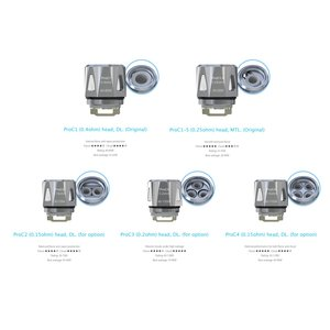 Atomizer Head per Procore Aries