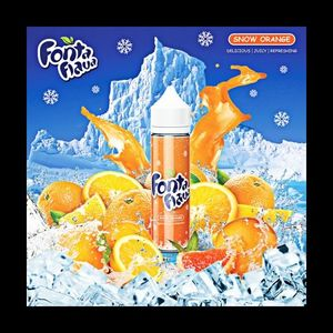 Fonta Flava - Snow Orange 60 ml