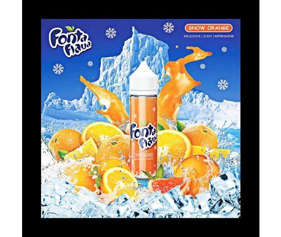 Fonta Flava - Snow Orange 60 ml