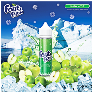 Fonta Flava - Apple 60 ml