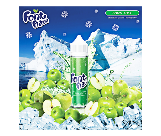 Fonta Flava - Apple 60 ml