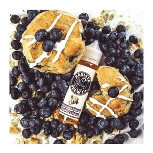 BARISTA BREW CO - CINNAMON GLAZED BLUEBERRY SCONE 50ml+10ml