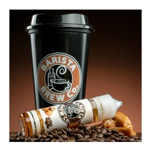 BARISTA BREW CO - SALTED CARAMEL MACCHIATO 50ml+10ml