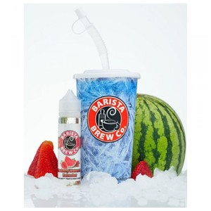 BARISTA BREW CO - FROZEN STRAWBERRY WATERMELON MIX SERIES 50ml + 10ml