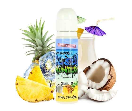 PINA COLADA MIX SERIES 50ML+10ML