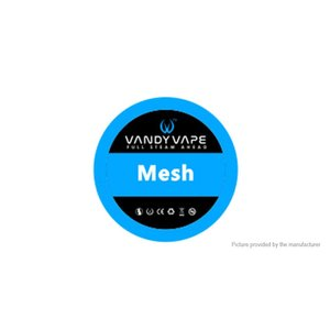 SS316L Mesh Wire 0.9ohm 1,50ml