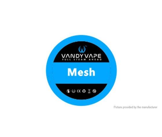SS316L Mesh Wire 0.9ohm 1,50ml