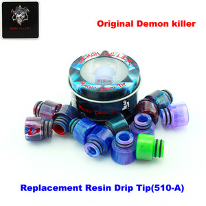 DripTip 510a Demon Killer colori random