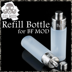 Refill Bottle Gas Mods 15ml
