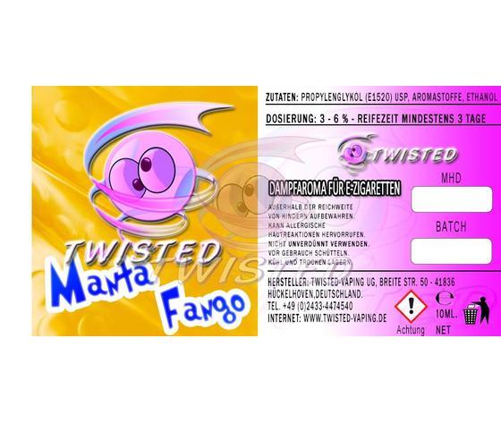 MANTA FANGO