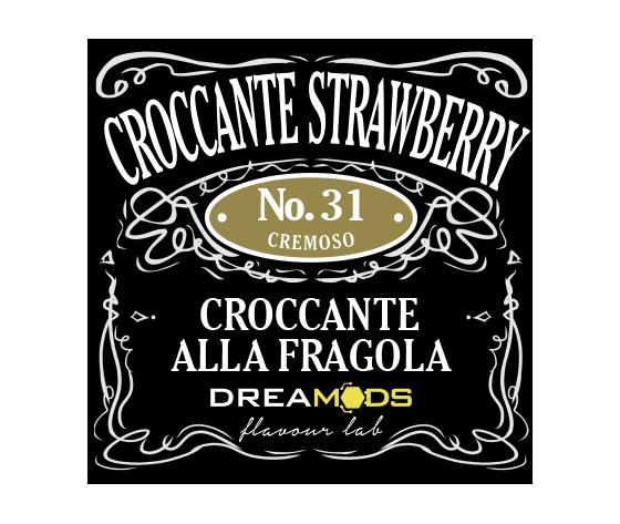 CROCCANTE STRAWBERRY